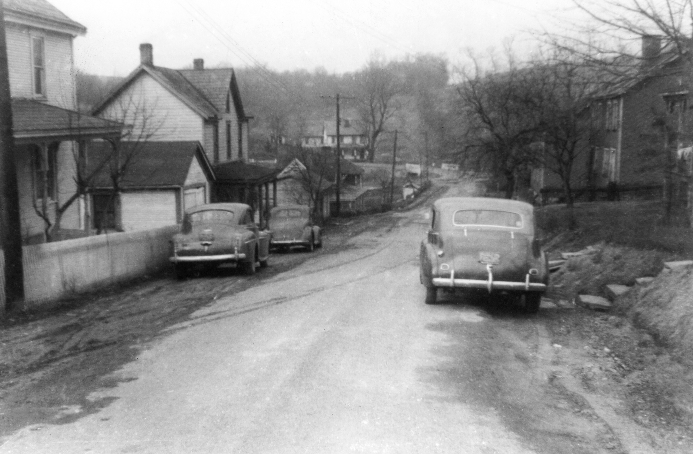Claridge, PA in the 1930s