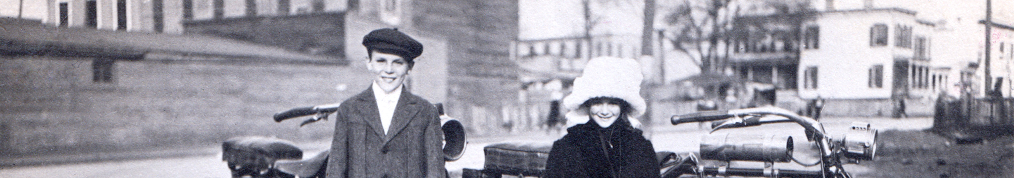My Dad in 1913